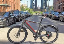 electric bicycles e-bikes landmarks