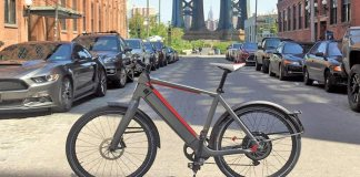 electric bicycles e-bikes landmarks