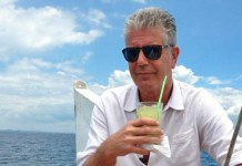 Anthony Bourdain restaurant industry anxiety kitchen stress