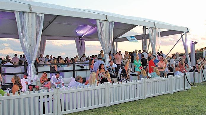 Hamptons event