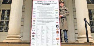 surcharge NYC Hospitality Alliance
