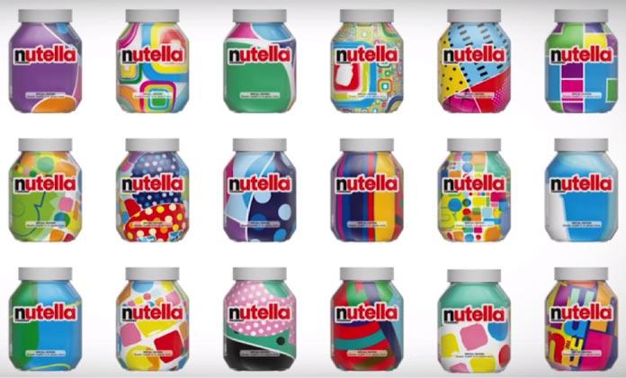 Good Design Nutella