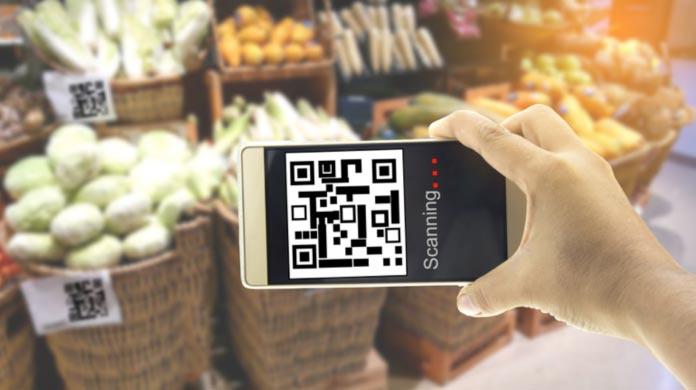smart packaging code scan