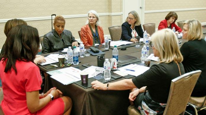 Hattie Hill WFF Women's Foodservice Forum