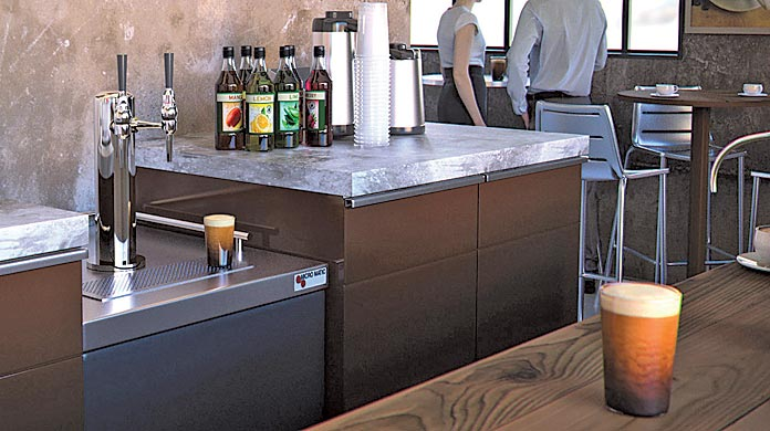 Cold Brew Coffee – On Tap! The Future Of Coffee And How To