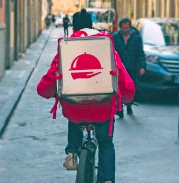 third party food delivery services