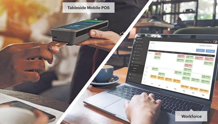 Upserve Tableside Mobile POS Workforce