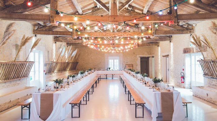 banquet hall mandatory fees