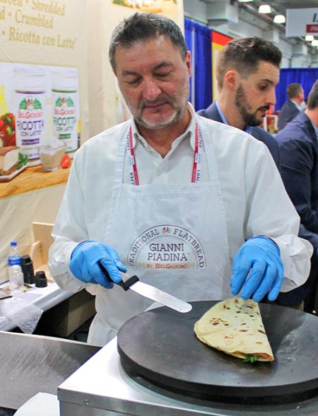 Trade Show Tips food service