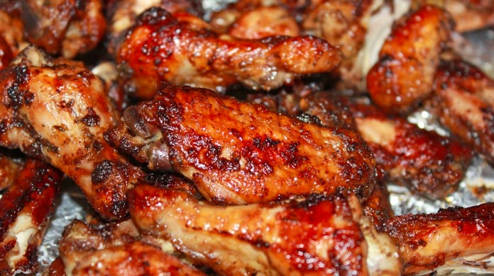 Jerkyz Stamford Jerk Chicken Wings