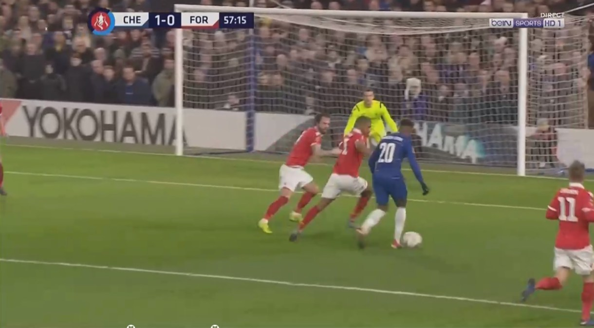Chelsea Nottingham Forest FA Cup Tactical Analysis