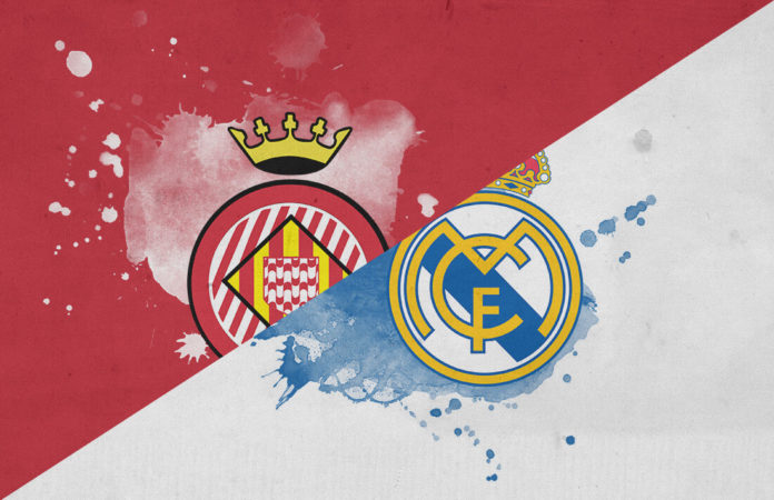 Copa del Rey 2018/19: Girona vs Real Madrid Tactical Analysis Statistics