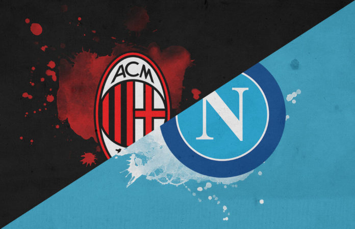 Coppa Italia 2018/19 AC Milan Napoli Tactical Analysis Statistics
