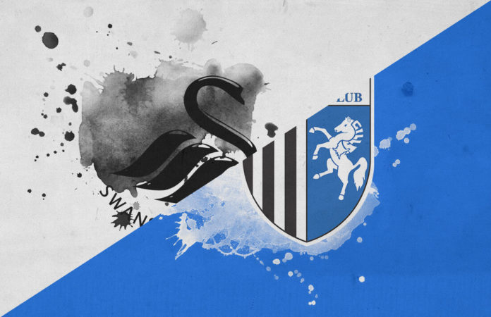 Swansea Gillingham FA Cup Tactical Analysis Statistics