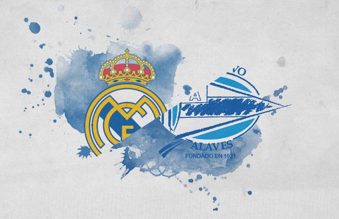 La Liga 2018/19 Real Madrid Deportivo Alaves Tactical Analysis Statistics