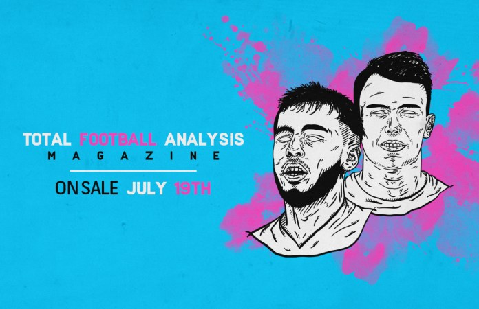 Total Football Analysis Magazine #11: July 2019 - tactical analysis tactics