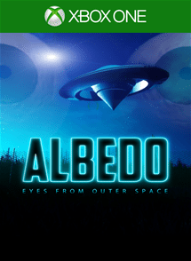 Albedo Eyes from outer space Cover