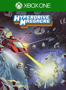 Hyperdrive Massacre Cover
