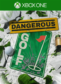 Dangerous golf xbox one cover