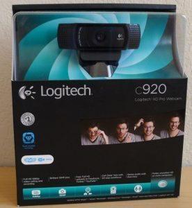 Logitech C920 Cover