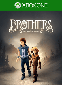 Brothers a tale of wo sons cover