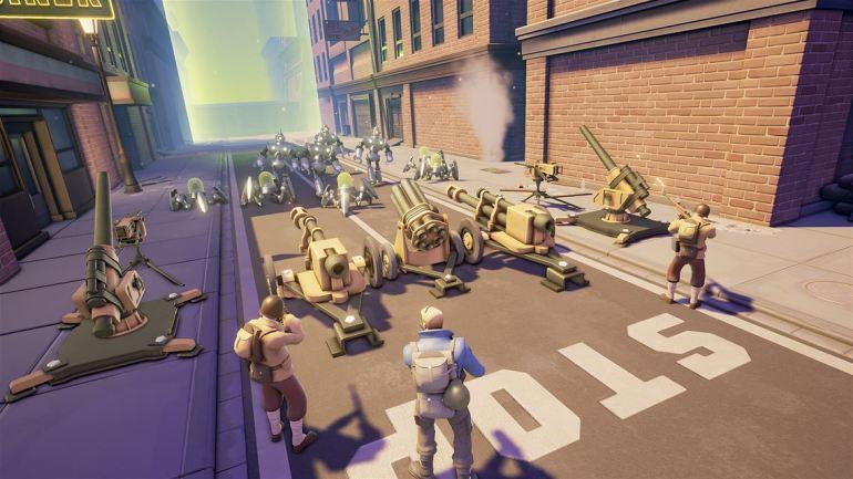 Fortified Screenshot 2