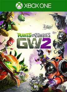 Plants vs Zombies Garden Warfare 2 xbox one cover
