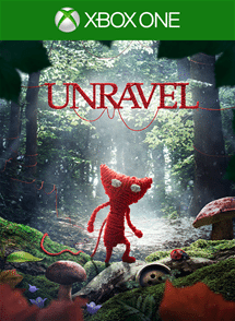 Unravel xbox one game cover box art