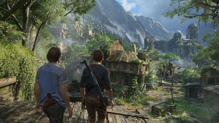 Uncharted 4 Screenshot 2