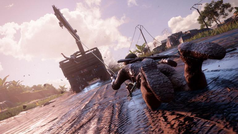 Uncharted 4 Screenshot 4