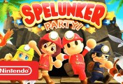 Spelunker Party! - Spelunker Fun for Everyone - Nintendo Switch Launch Trailer
