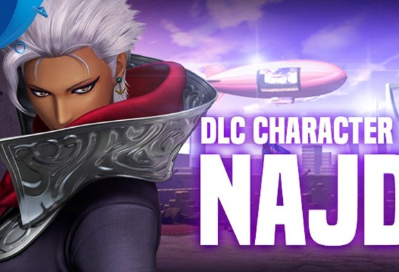 The King of Fighters XIV - Najd Trailer | PS4