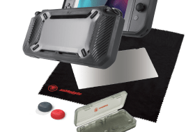 Snakebyte announces the tough kit for nintendo switch