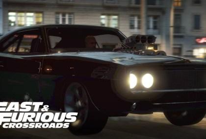 Fast & Furious Crossroads: Reveal Trailer