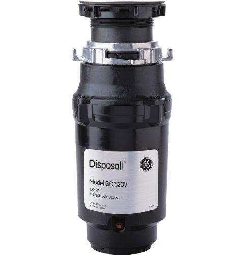 GE garbage disposal reviews