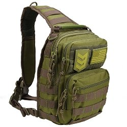3V gear sling pack review