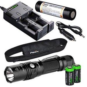 Cree Flashlight Fenix PD35 TAC