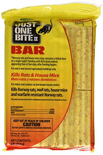 Just one bite rat poisons reviews