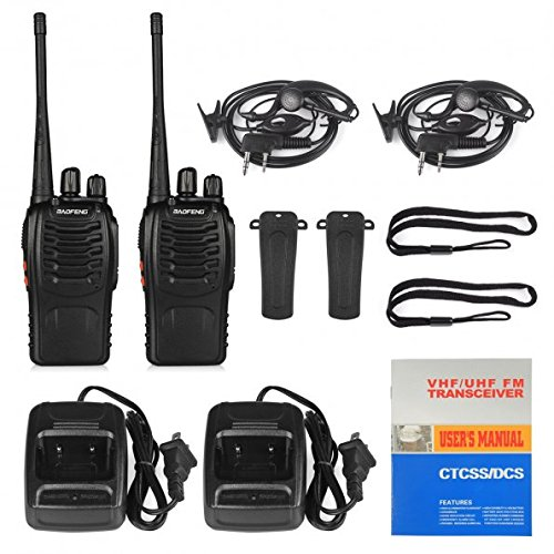 Baofeng walkie talkie review