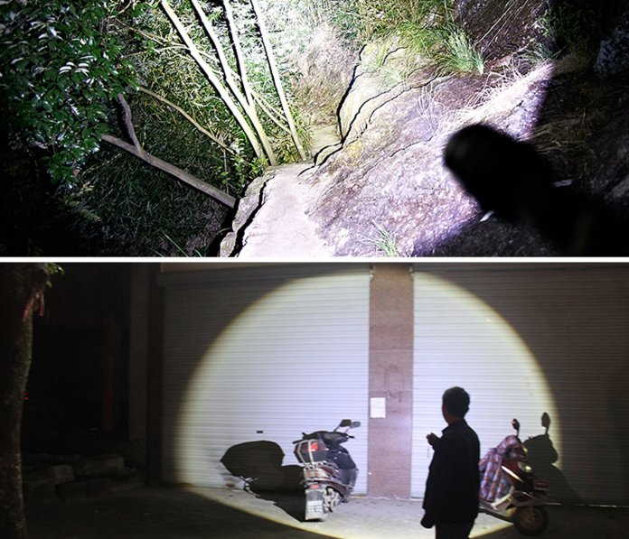 Best military flashlight