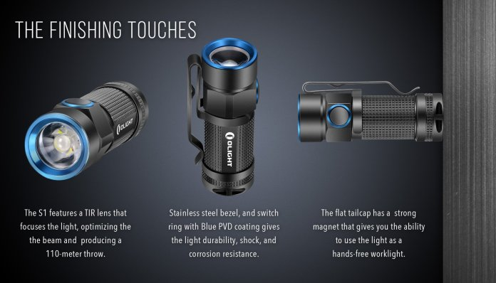 Mini Tactical flashlight review