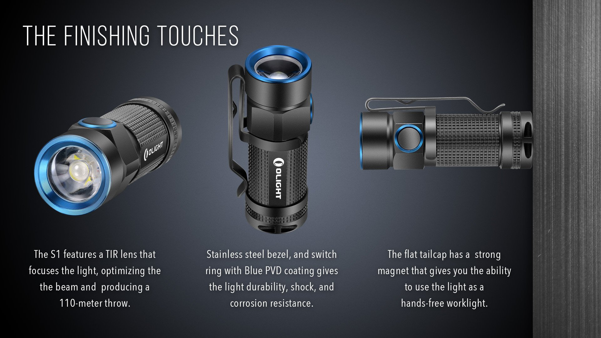 mini tactical flashlight review
