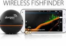 Depth Fish Finder