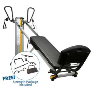 chair gym dvd set patio furniture chairs the total official store for home gyms exercise machines gts comes with a free 6 piece strength package