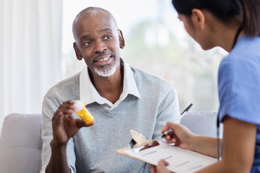Total Heatlth CAre Men's Health