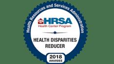 HRSA Health Dispartities Reducer