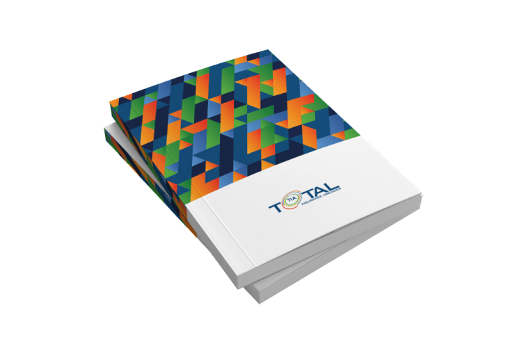 TIA branded book image