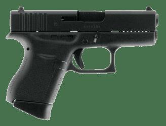 Glock G43 UI4350201 9mm 6rd In Store Item Total