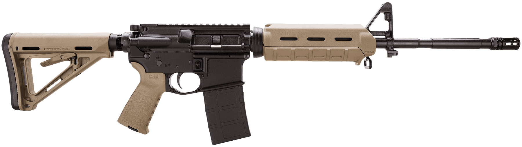 Bushmaster Xm-15. Bushmstr.90687 M4 223 Moed Fde - Total Impact Guns and Indoor Range
