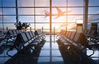 Tecnologia reduz tempo até embarque em aeroportos